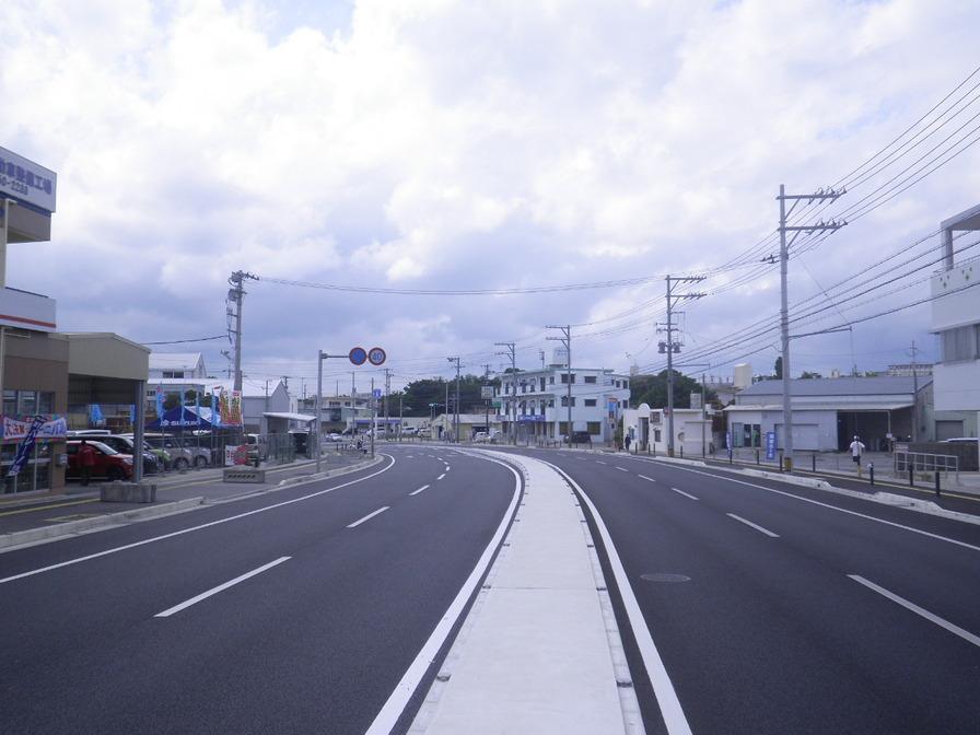 県道68号線舗装新設工事(H27-1工区)